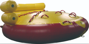 Ocean Rider SKT06 6 seats inflatable towable water ski tube